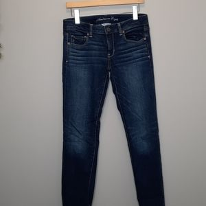 AEO Skinny Low Rise Jeans